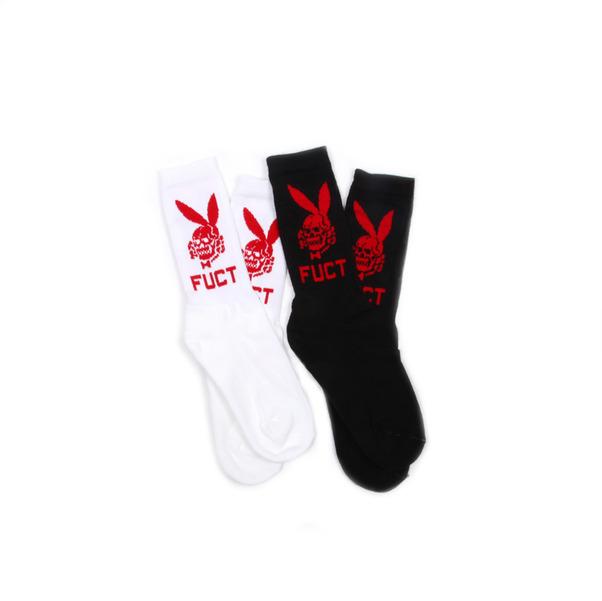 FUCT death bunny sock-5