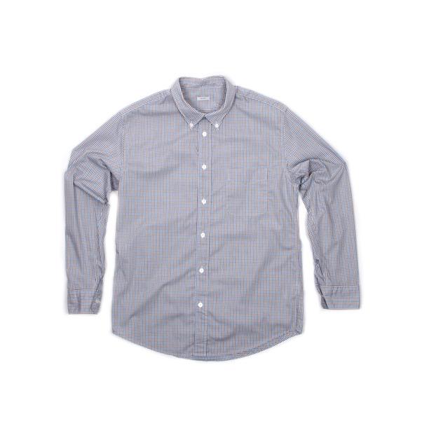 Visvim  Becher Grey Check LS Shirt