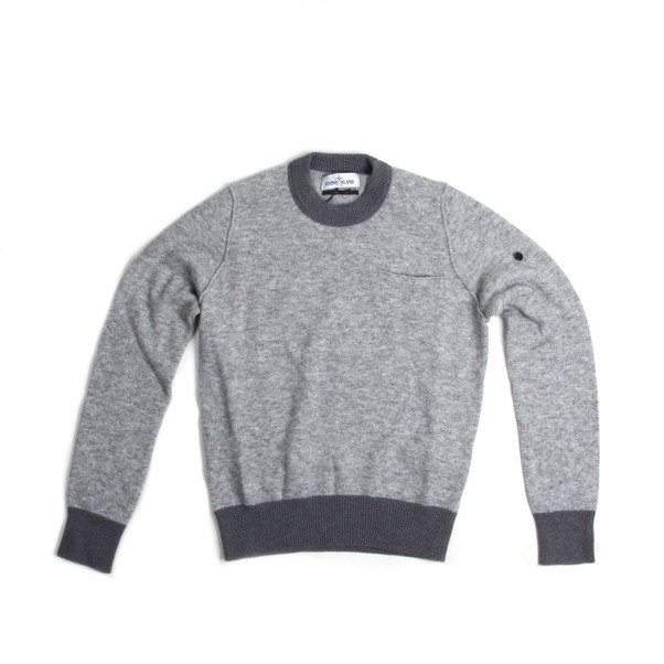 Stone Island Pocket Crewneck Sweater
