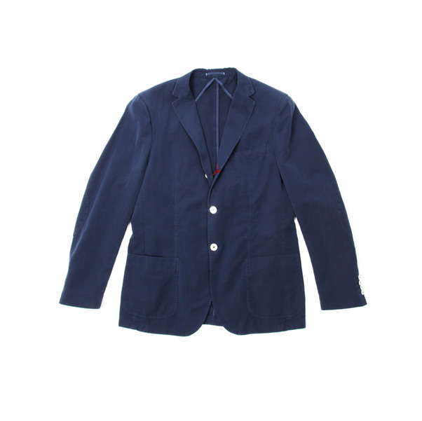 Michael Bastian Cotton Linen Blazer
