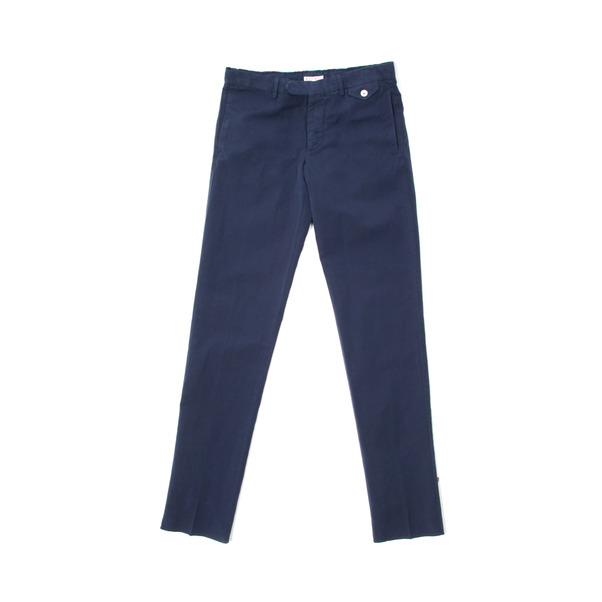 Michael Bastian Cotton Linen Pant