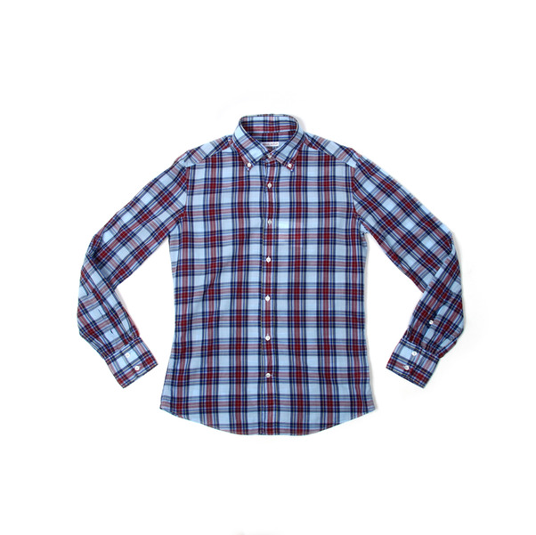 Michael Bastian Plaid Shirt