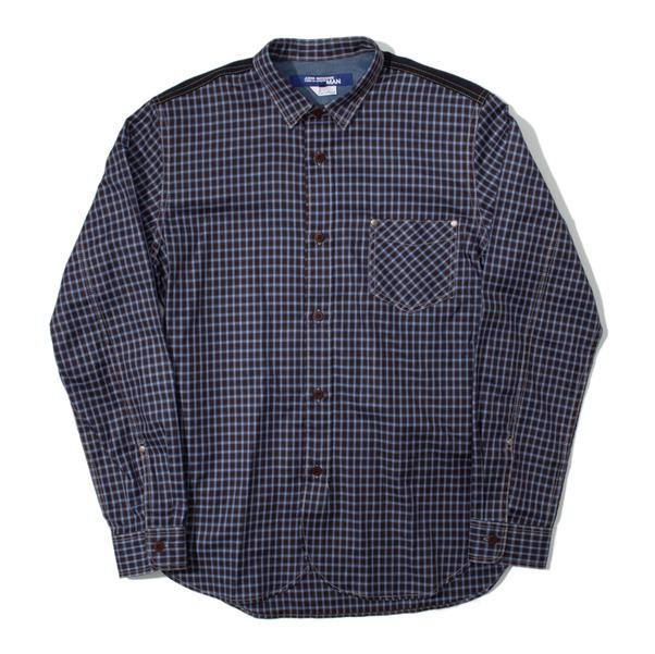 Junya Watanabe Grid Check Shirt