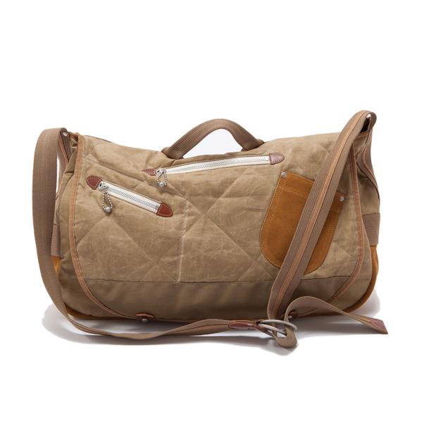 Junya Watanabe Moleskin Parrafin Bag