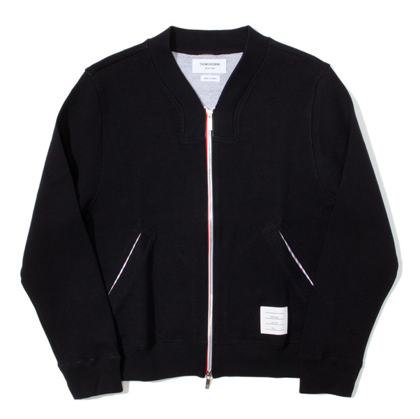 Thom Browne Double Face Bomber Jacket