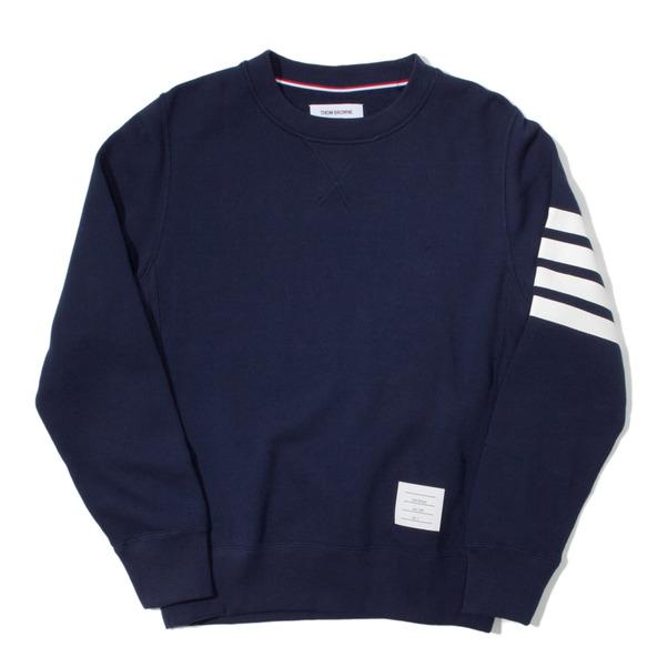 Thom Browne Loopback Crewneck Sweater-9