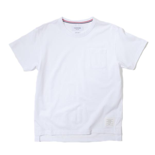 Thom Browne Oxford Pique Pocket T-shirt-9