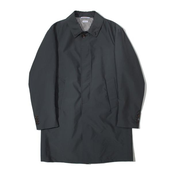 Thom Browne Tech Shell Trench Coat