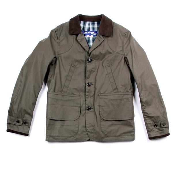 Comme Des Garcon By Junya Watanabe Hunting Jacket