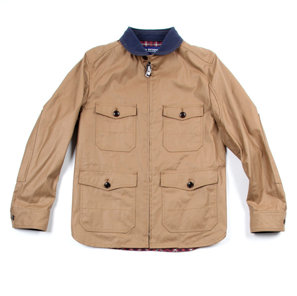 Comme Des Garcon By Junya Watanabe Work Jacket