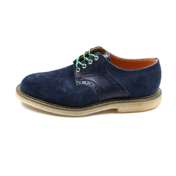 Mark McNairy Corduroy Saddle Shoe-9