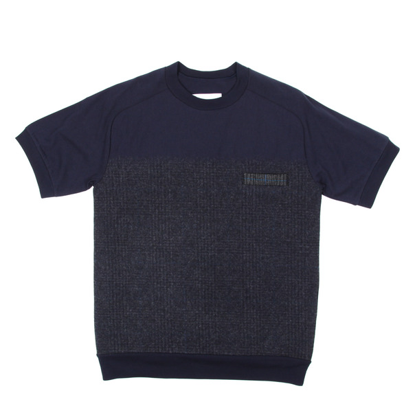 Sacai Needle Punch SS Crew-5