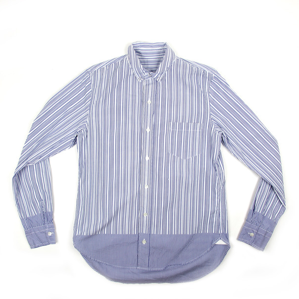 Sacai Stripe BD Shirt