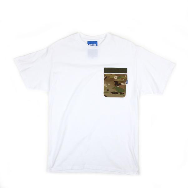 Tantum Multi-Cam Pocket T-Shirt