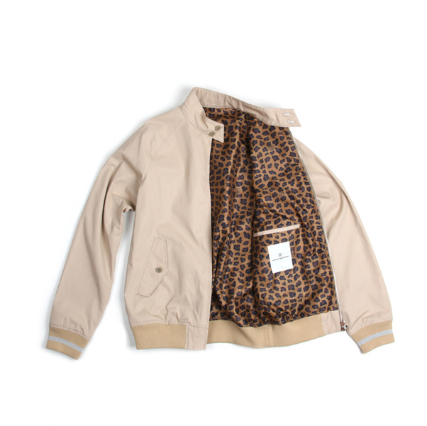 Uniform Expirement Swingtop Blouson-6