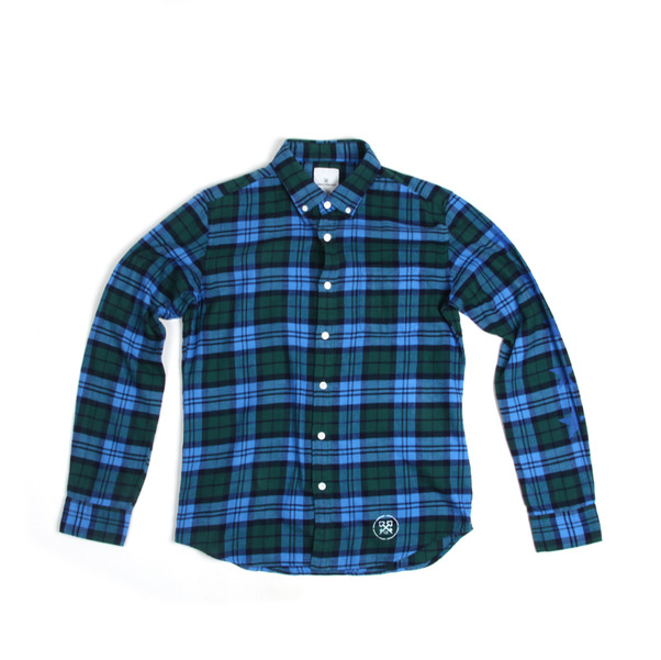 Uniform Expirment Five Star Flannel B.D. Shirt