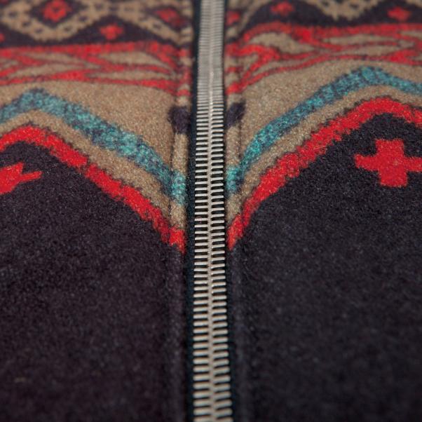 Carven Printed Wool Bomber-6