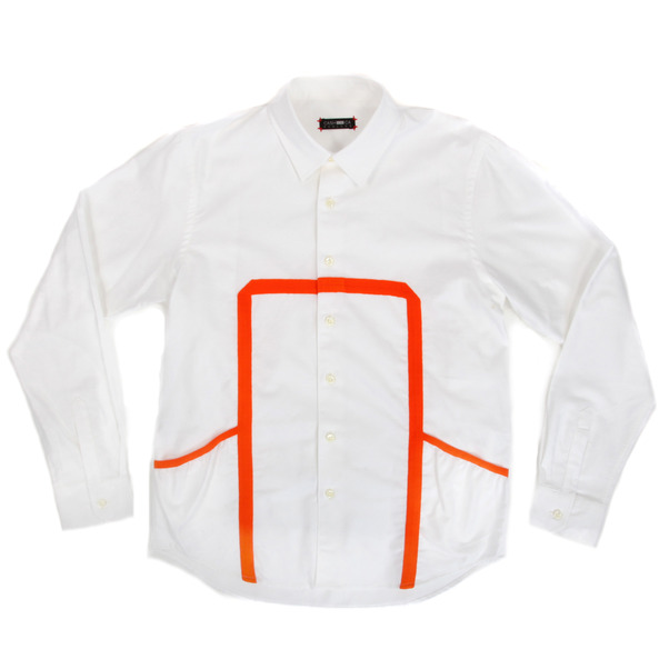 CASH CA  Knit Tape LS Shirt -6