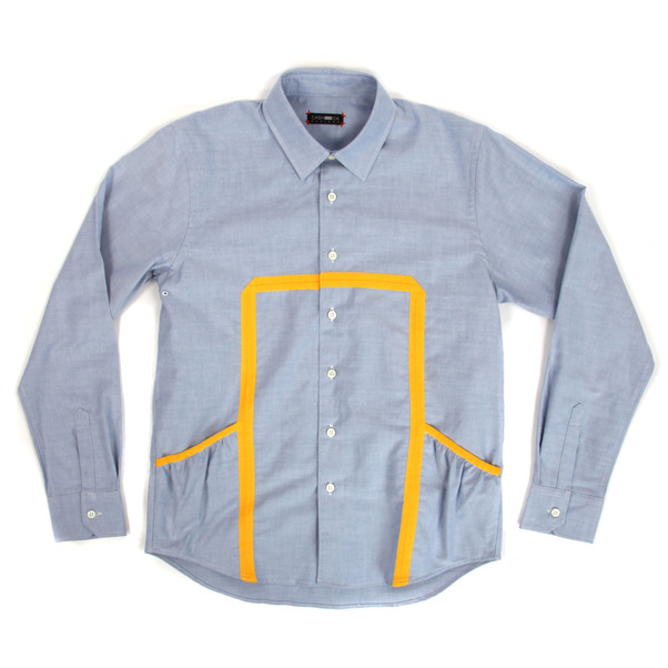 CASH CA  Knit Tape LS Shirt