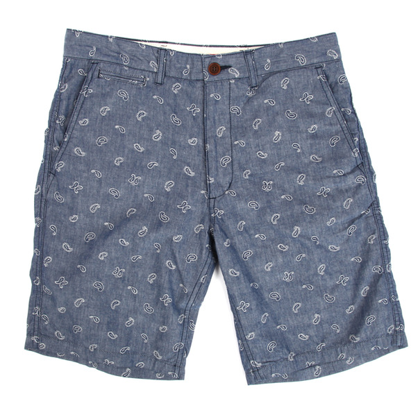 CASH CA Jacquard Shorts