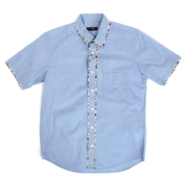 CASH CA Layerd SS Shirt