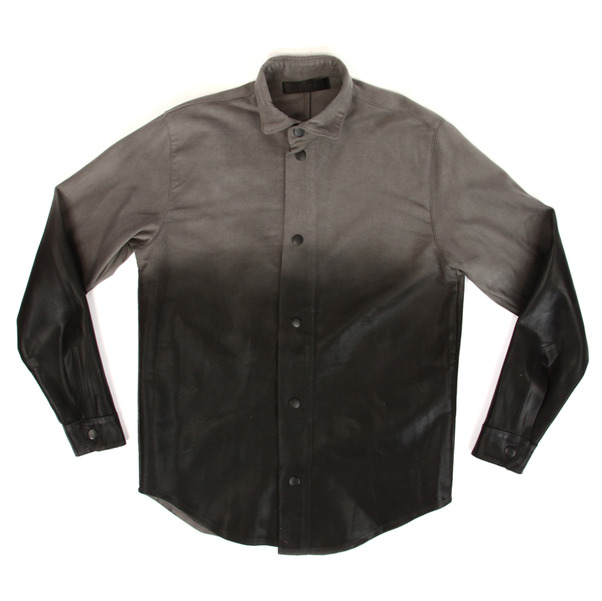 EN NOIR Waxed BD Shirt