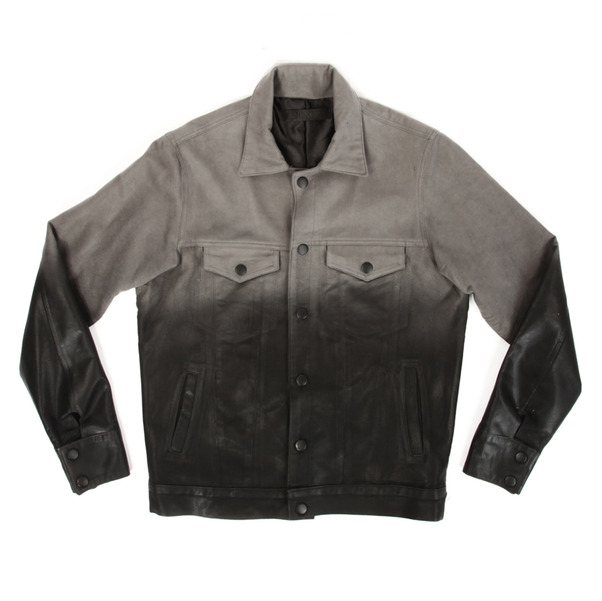 EN NOIR Waxed Riders Jacket