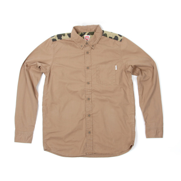 Carhartt Work In Progress LS Bally Shirt