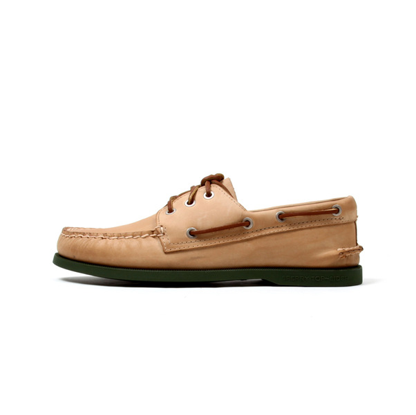 Sperry Top Sider AO LT Coffee Green
