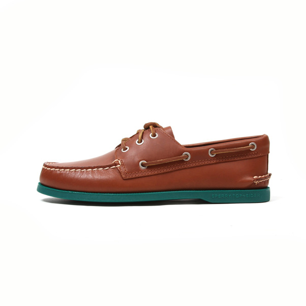 Sperry Top Sider AO Tan Harbor 2