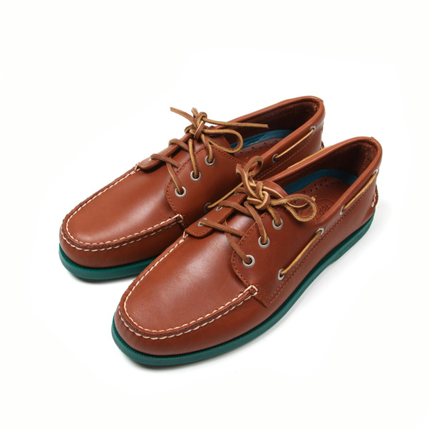 Sperry Top Sider AO Tan Harbor-7