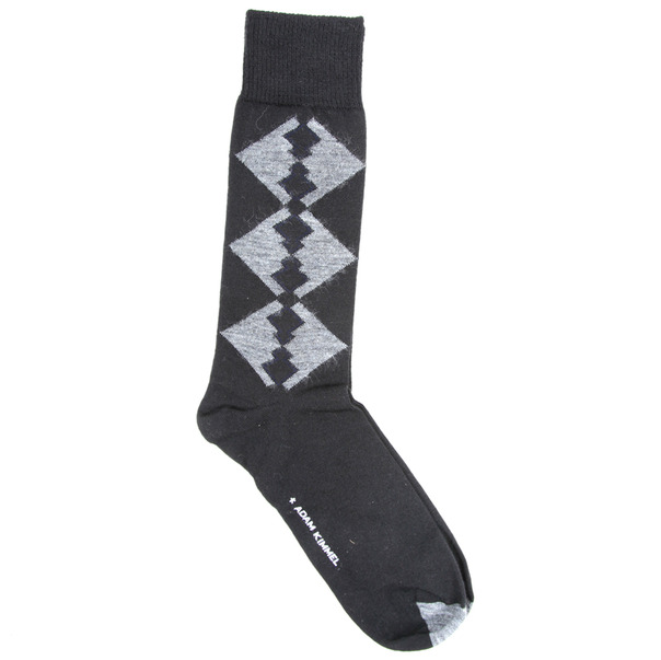 Adam Kimmel Argyle Dress Sock