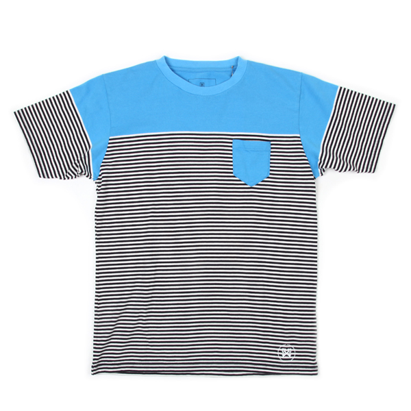 UNIFORM EXPERIMENT BORDER TEE-6