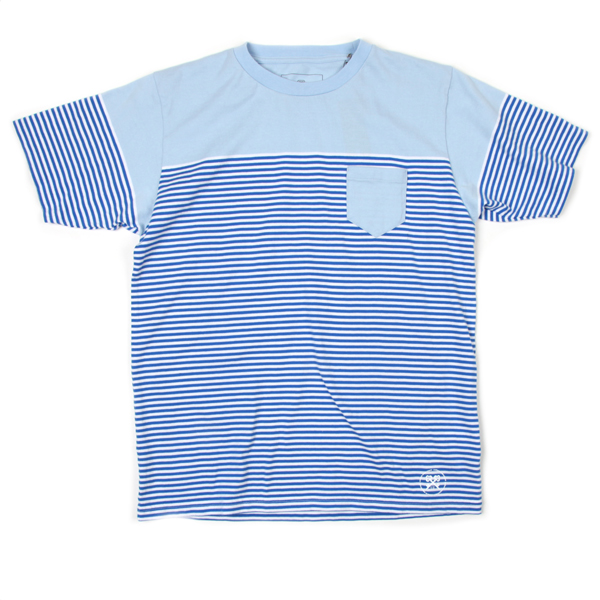 UNIFORM EXPERIMENT BORDER TEE-7