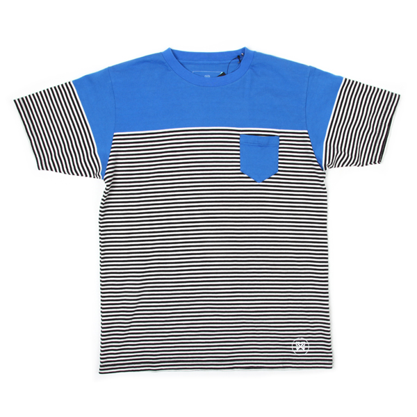 UNIFORM EXPERIMENT BORDER TEE