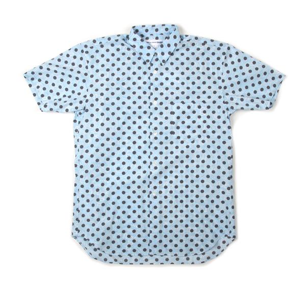 COMME des GARCONS SHIRT DOTS s/s shirt
