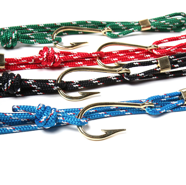 Miansai Fish Hook Rope Belt-2