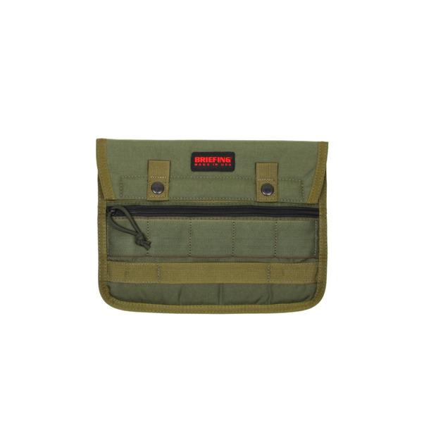 Briefing  Pad Case 2