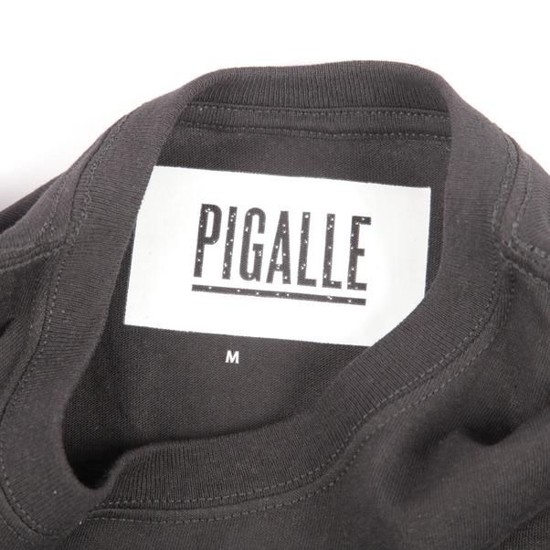 Pigalle Classic Box Logo T-Shirt-4