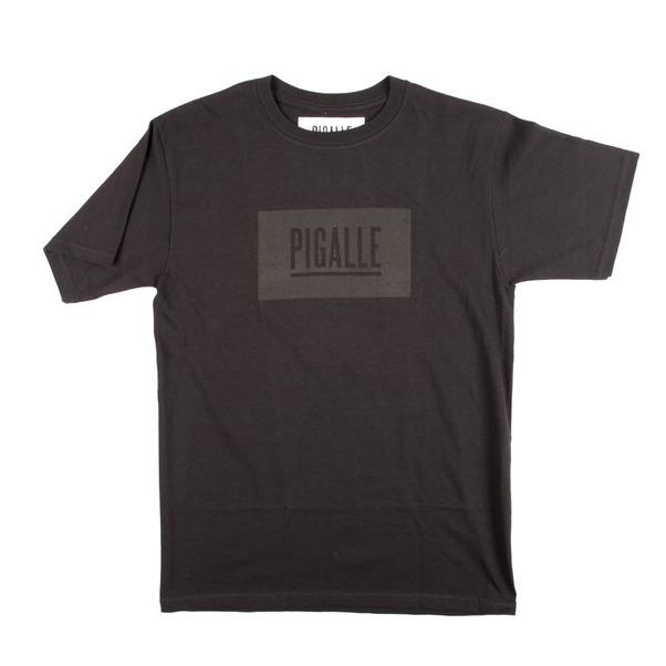 Pigalle Classic Box Logo T-Shirt-8
