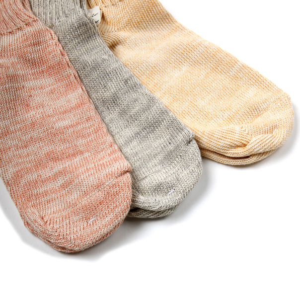 Anonmyous Heather Organic Cotton Socks-2