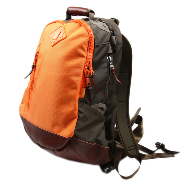 Visvim Ballistic 20L Orange