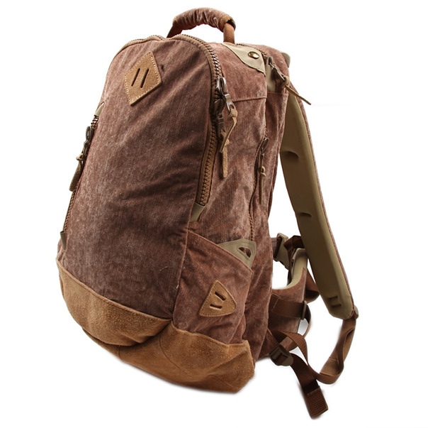 Visvim Corduroy 20L Brown