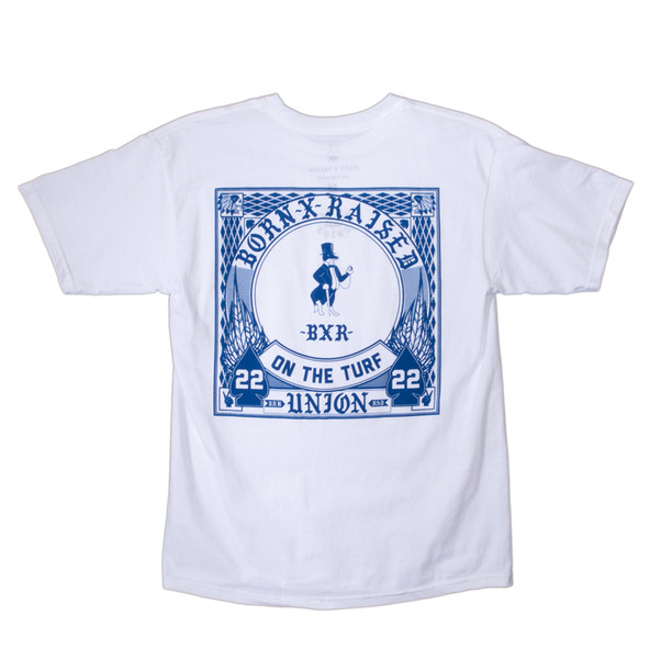 Born x Raised Born Union T-Shirt-3