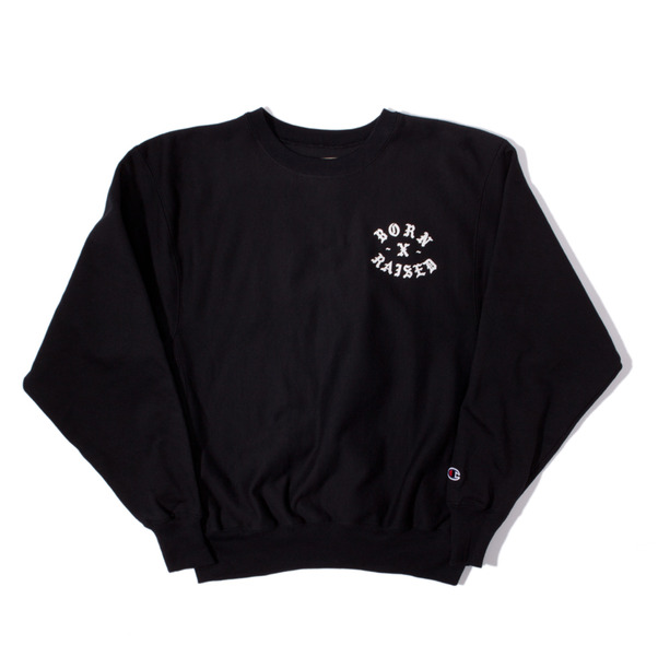 Born x Raised Town Crewneck Sweater