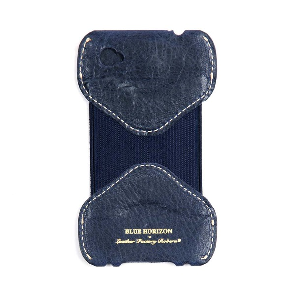 Roberu IPHONE 4 Navy Case 2