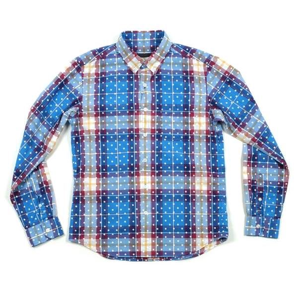 Sophnet. B.D. Check Shirt