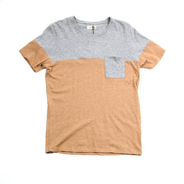 Folk Blockless Tee Shirt