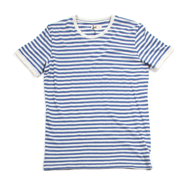 Folk Stripe Tee Shirt