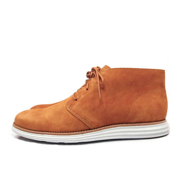Cole Haan Lunargrand Chukka Kudu Leather-3